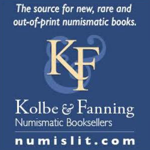 Kolbe and Fanning Numismatic Booksellers ad