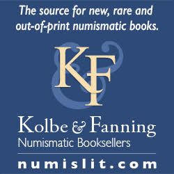 Kolbe and Fanning Numismatic booksellers numislit.com